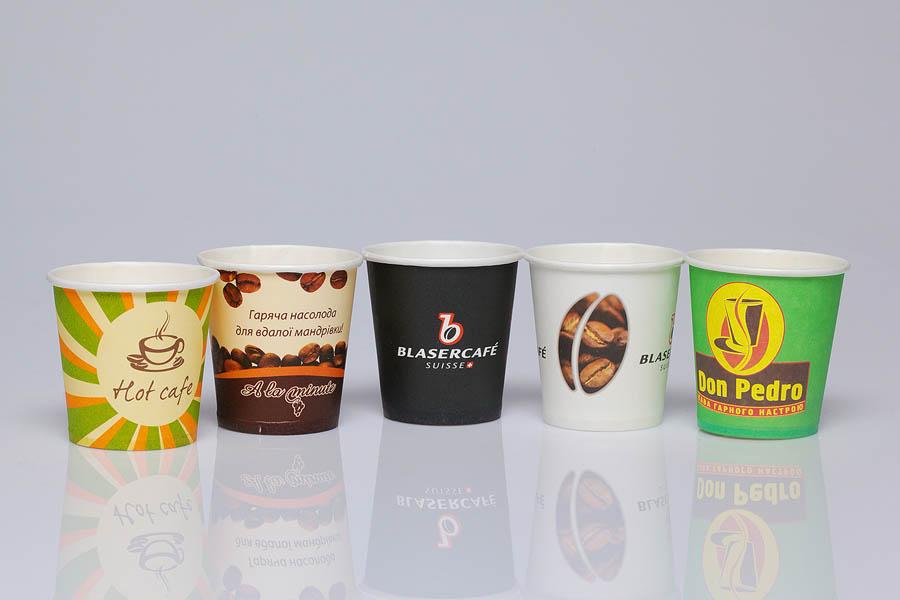 Бумажные стаканчики для кофе с собой – купить оптом