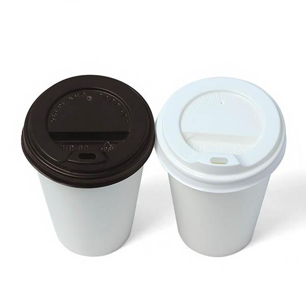 Крышка для бумажных стаканчиков для горячих напитков