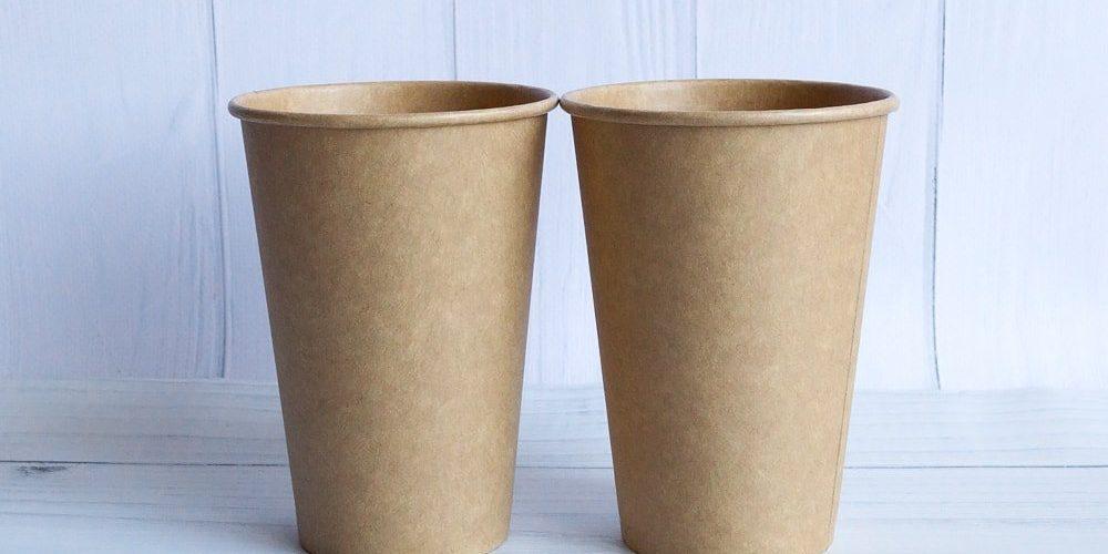 Бумажный стаканчик 340 стандартный рисунок